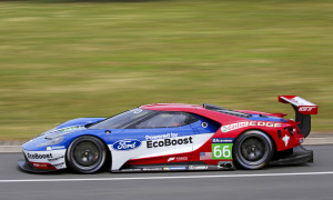 The  Ford Chip Ganassi Racing Cars That Run In The Fia World Endurance Championship Will Keep Their Race Numbers For Le Mans