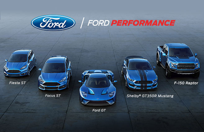 ford performance  passion  u0026 innovation