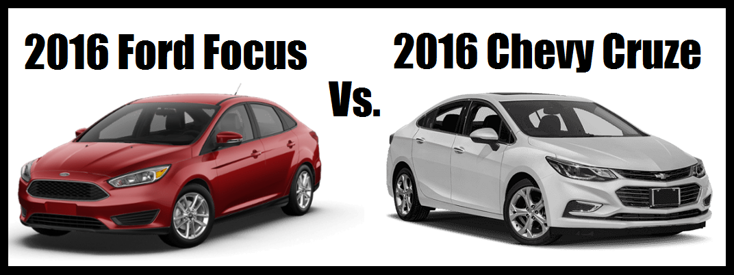 2016 chevy cruze vs 2016 ford focus beach ford. Black Bedroom Furniture Sets. Home Design Ideas