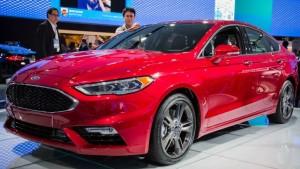 2017 Ford Fusion V6