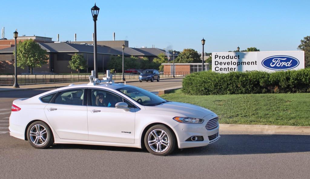 Ford's Autonomous Vehicles