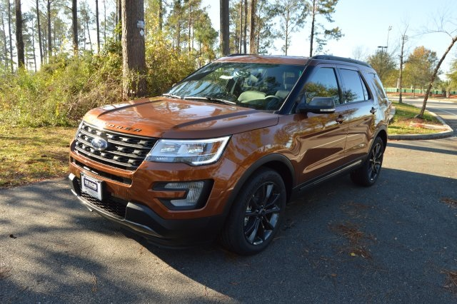 2017 Ford Explorer Has Arrived At Beach Ford Beach Ford