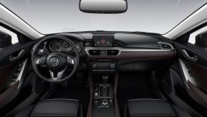 2016 Mazda6 inside