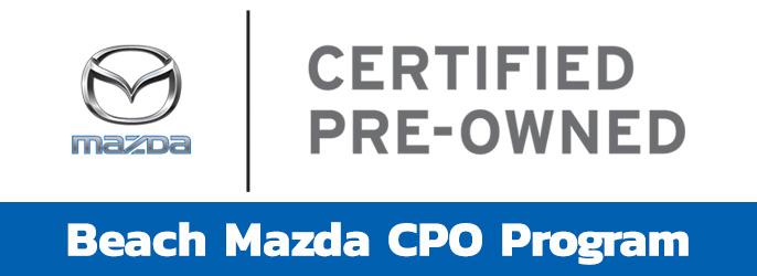 Beach Mazda CPO Program