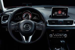 2016 Mazda3 MAZDACONNECT