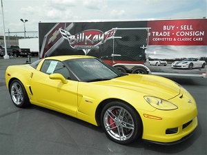 C6 Pre Owned 2008 Chevrolet Corvette Rwd Coupe