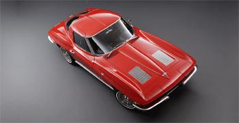 C2 Vs C3 Corvette Coupes Bill Kay Corvettes And Classics