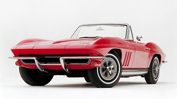 C2 - 1965 Chevy Corvette Convertible