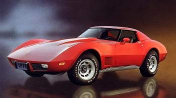 C3 - 1977 Chevrolet Corvette
