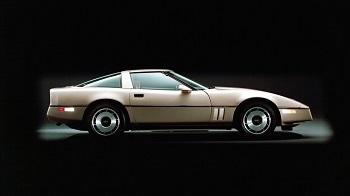 C4 - 1984 Chevrolet Corvette