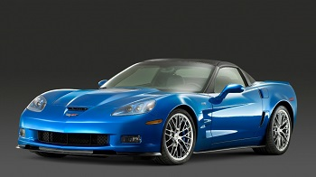 C6 - 2008 Chevrolet Corvette ZR1