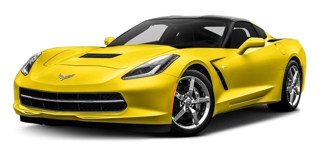 Muscle Car Matchup Corvette Stingray Vs Corvette Z06