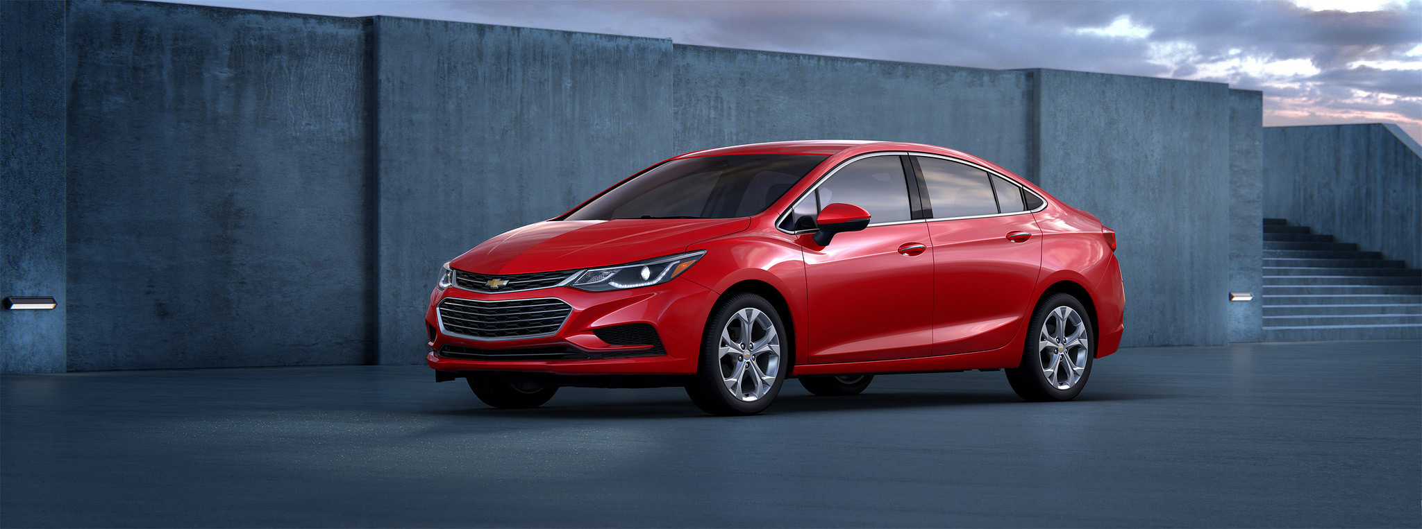 2016 Chevrolet Cruze at Carter Chevrolet in Okarche OK