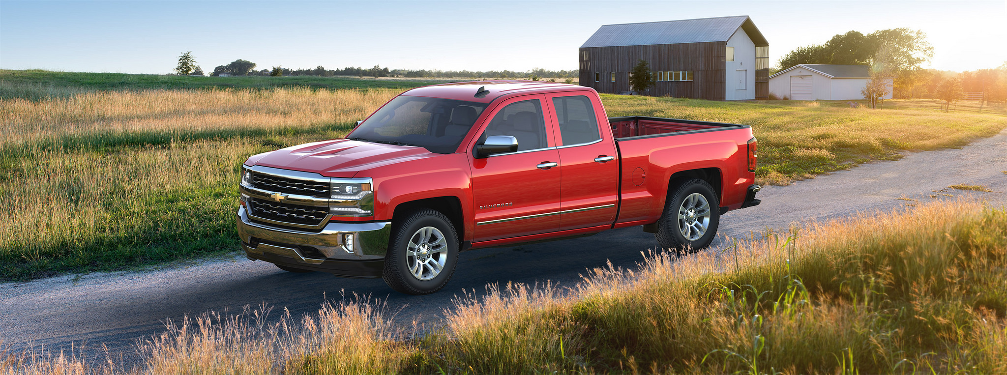 2016 Chevrolet Silverado 1500 at Carter Chervolet in Okarche OK
