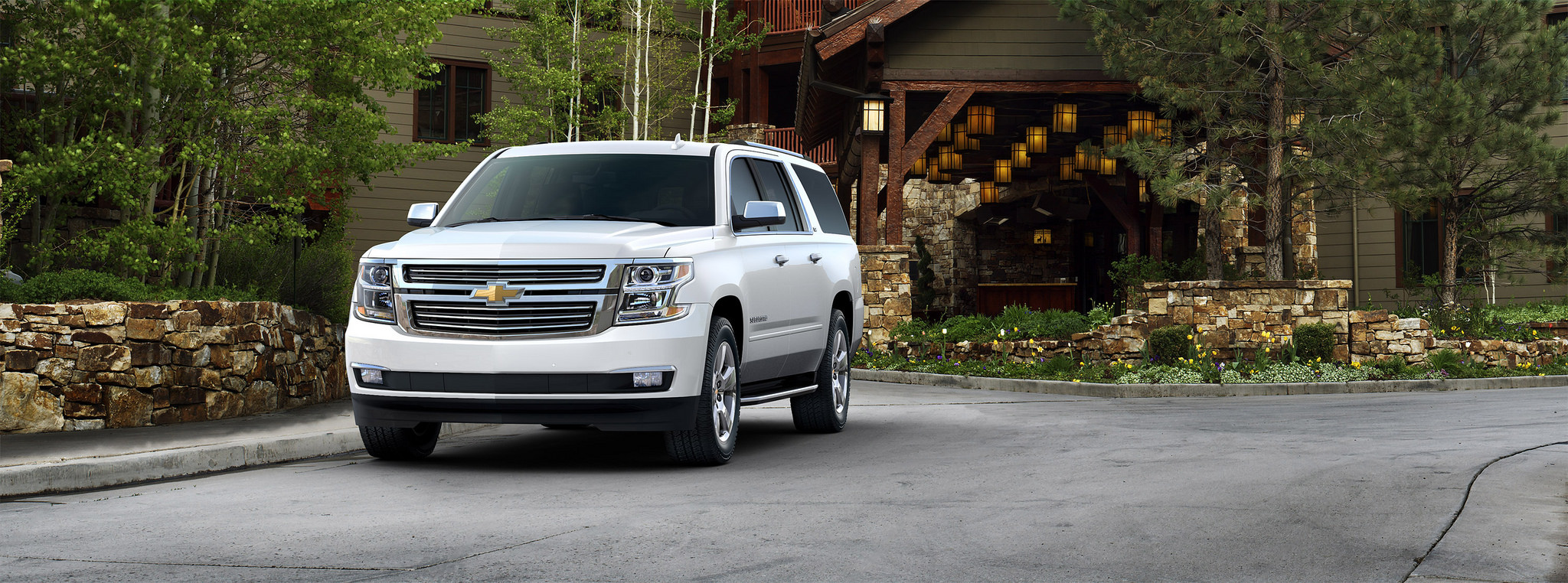 2016 Chevrolet Suburban at Carter Chevrolet in Okarche OK