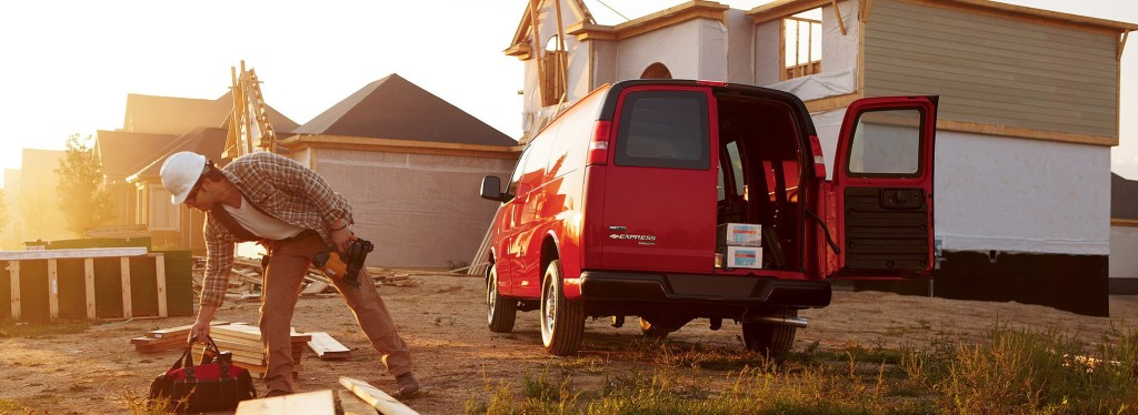 2016 Chevrolet Express Cargo Van at Carter Chevrolet in Okarche OK