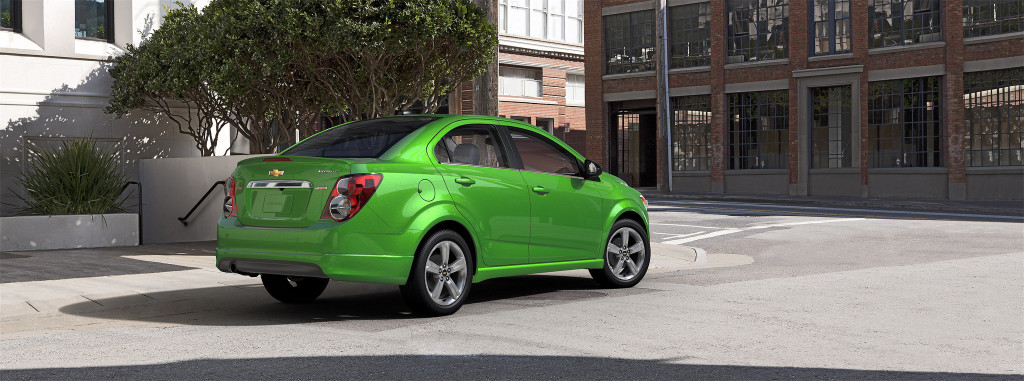 2016 Chevrolet Sonic at Carter Chevrolet in Okarche OK