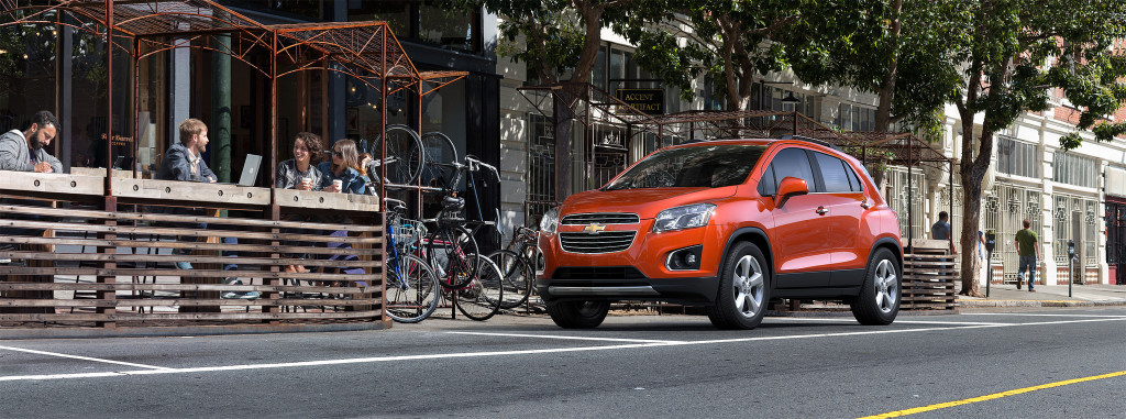 2016 Chevrolet Trax at Carter Chevrolet in Okarche OK