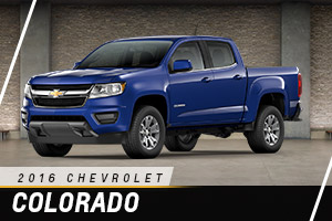 Chevrolet Colorado at Carter Chevrolet in Okarche OK Serving Oklahoma City