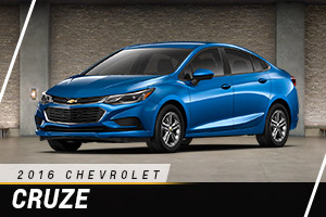 Chevrolet Cruze at Carter Chevrolet in Okarche OK Serving Oklahoma City