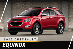Chevrolet Equinox at Carter Chevrolet in Okarche OK Serving Oklahoma City