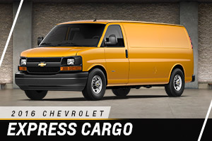 Chevrolet Express Cargo Van at Carter Chevrolet in Okarche OK Serving Oklahoma City