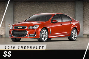 Chevrolet SS at Carter Chevrolet in Okarche OK Serving Oklahoma City