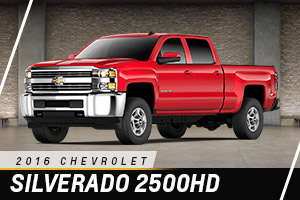 Chevrolet Silverado 2500HD at Carter Chevrolet in Okarche OK Serving Oklahoma City