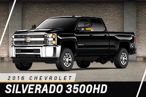 Chevrolet Silverado 3500HD at Carter Chevrolet in Okarche OK Serving Oklahoma City