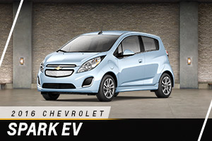 Chevrolet Spark EV at Carter Chevrolet in Okarche OK Serving Oklahoma City