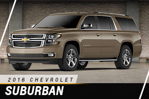 Chevrolet Suburban at Carter Chevrolet in Okarche OK Serving Oklahoma City