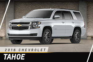 Chevrolet Tahoe at Carter Chevrolet in Okarche OK Serving Oklahoma City