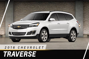 Chevrolet Traverse at Carter Chevrolet in Okarche OK Serving Oklahoma City