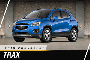 Chevrolet Trax at Carter Chevrolet in Okarche OK Serving Oklahoma City