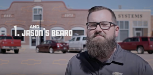 10 Reasons to Buy Carter Chevrolet - Jason's Beard