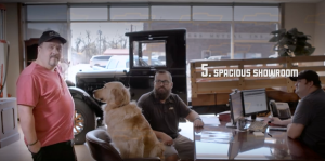 10 Reasons to Buy Carter Chevrolet - Our Spacious Showroom