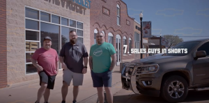10 Reasons to Buy Carter Chevrolet - Salesguys in Shorts