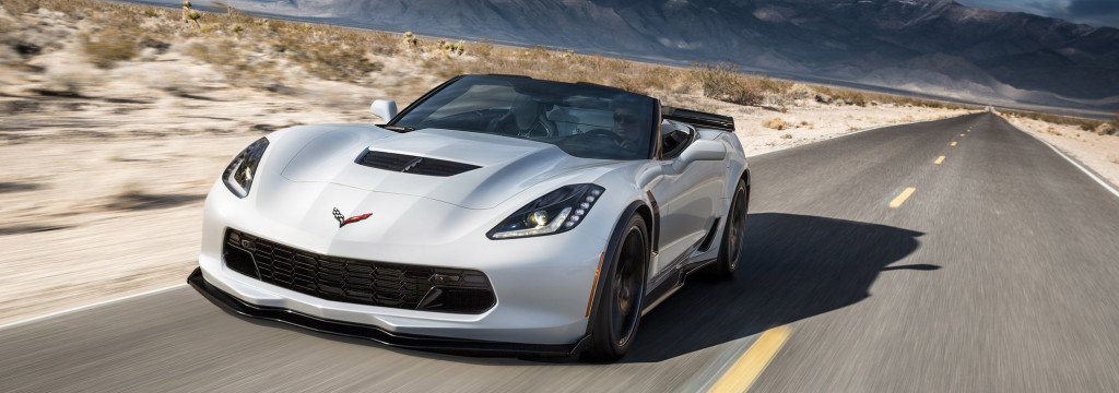 2016 Chevrolet Corvette Z06 at Carter Chevrolet in Okarche OK