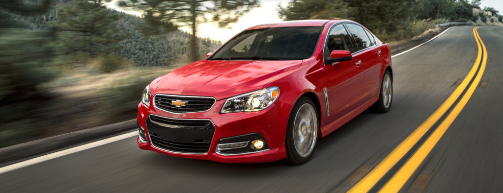 2016 Chevrolet SS at Carter Chevrolet in Okarche OK