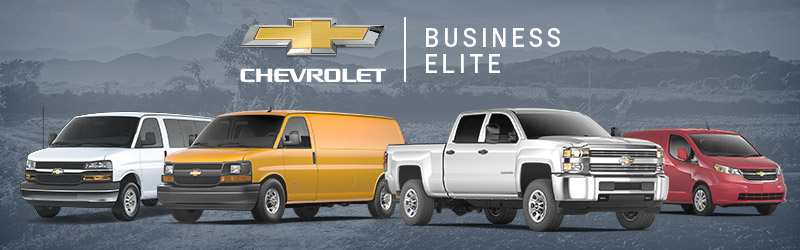 Carter Chevrolet is Your Oklahoma City Business Elite Dealer
