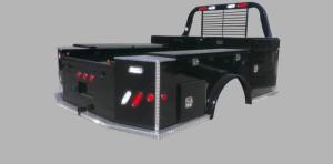 new chevrolet silveado flat bed work truck aztec model