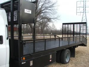 grassmaster bed for new chevrolet silverado flat bed work truck
