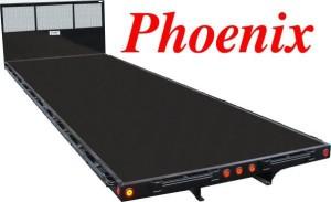phoenix cadet flat bed