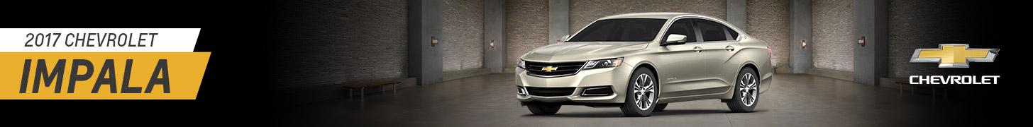 Chevy Impala | Carter Chevrolet | Okarche, OK
