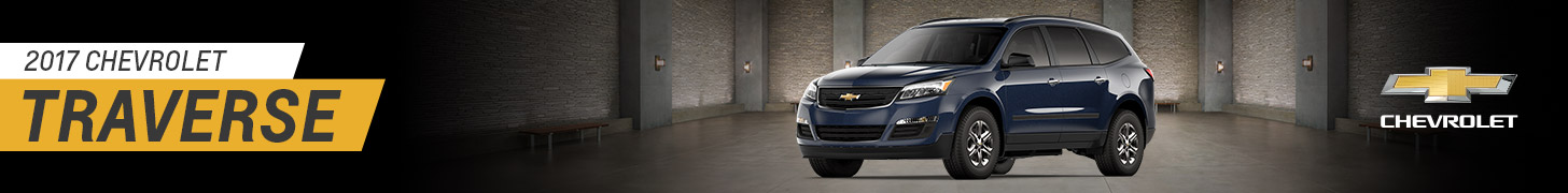 Chevy Traverse | Carter Chevrolet | Okarche, OK