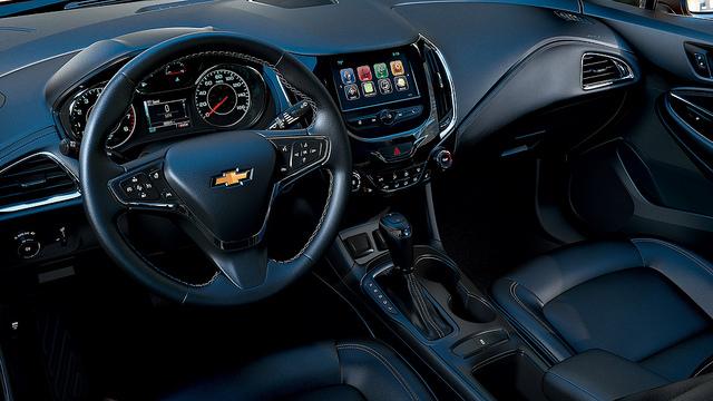 Chevrolet's Nine-Speed Transmission