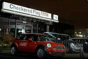Checkered Flag MINI