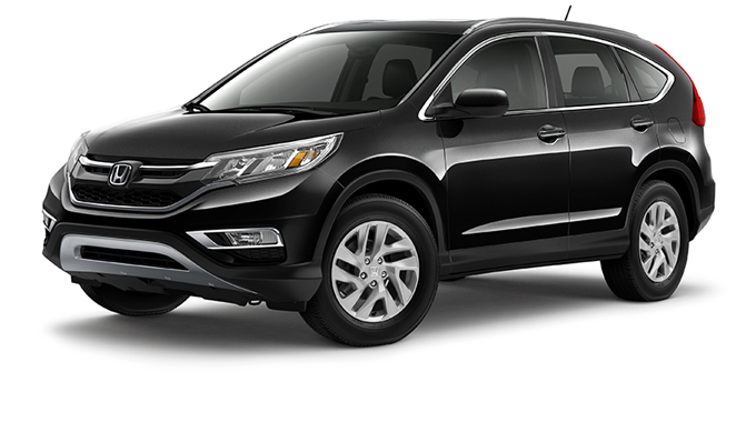 2016 Honda CRV  Checkered Flag Honda