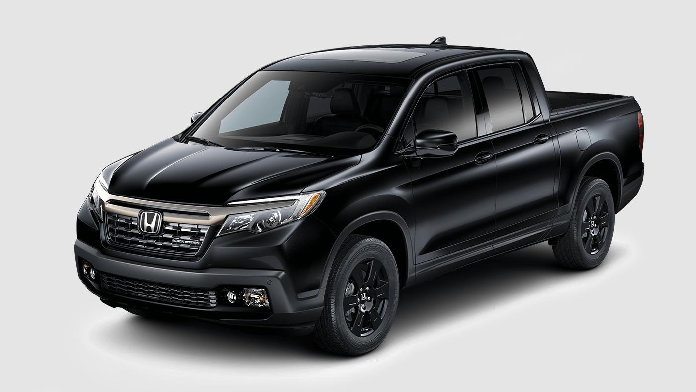 2017 honda ridgeline black edition exterior interior for Honda black car