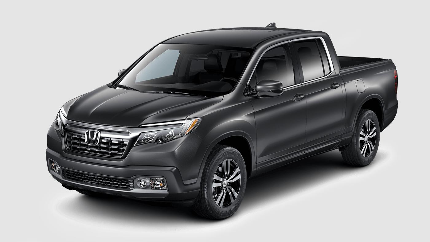 The 2017 Honda Ridgeline | Checkered Flag Honda serving Norfolk ...